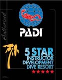 Diving Hvar: PADI 5 star IDC center